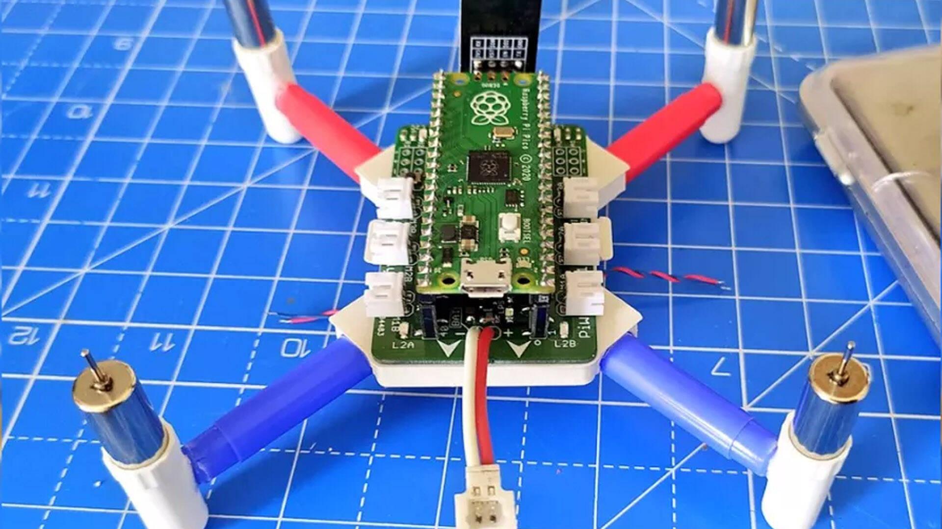 drone raspberry pi pico