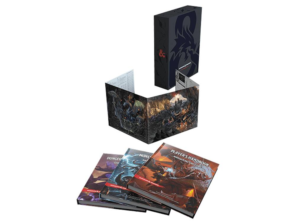 Dungeons & Dragons italiano