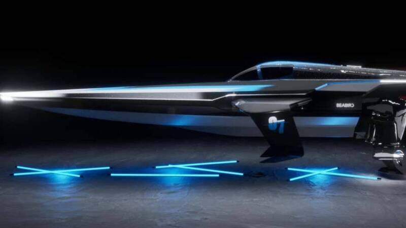 E1 Series, the electric boat of the future