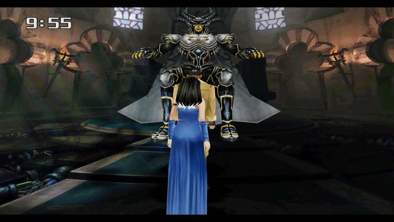 Final Fantasy VIII Odin