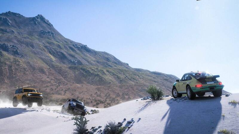 Forza Horizon 5: the seasons are back, but with a novelty