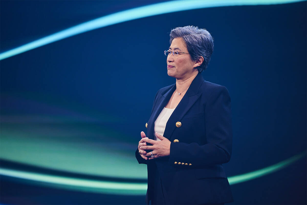 Lisa Su AMD Computex 2021