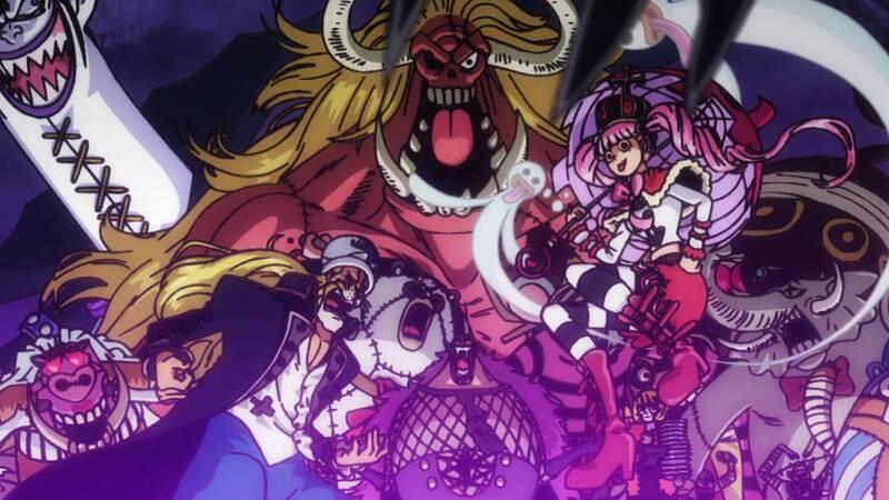 One Piece: Thriller Bark available on Crunchyroll