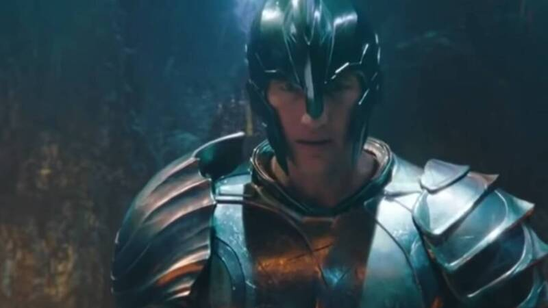 Aquaman: the sequel will be better and bigger, word of Patrick Wilson
