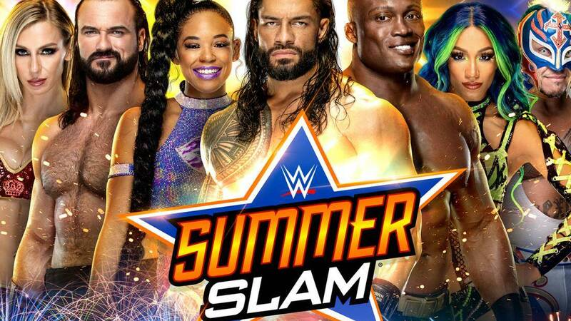 Record-breaking SummerSlam for WWE: it was the most watched edition ever