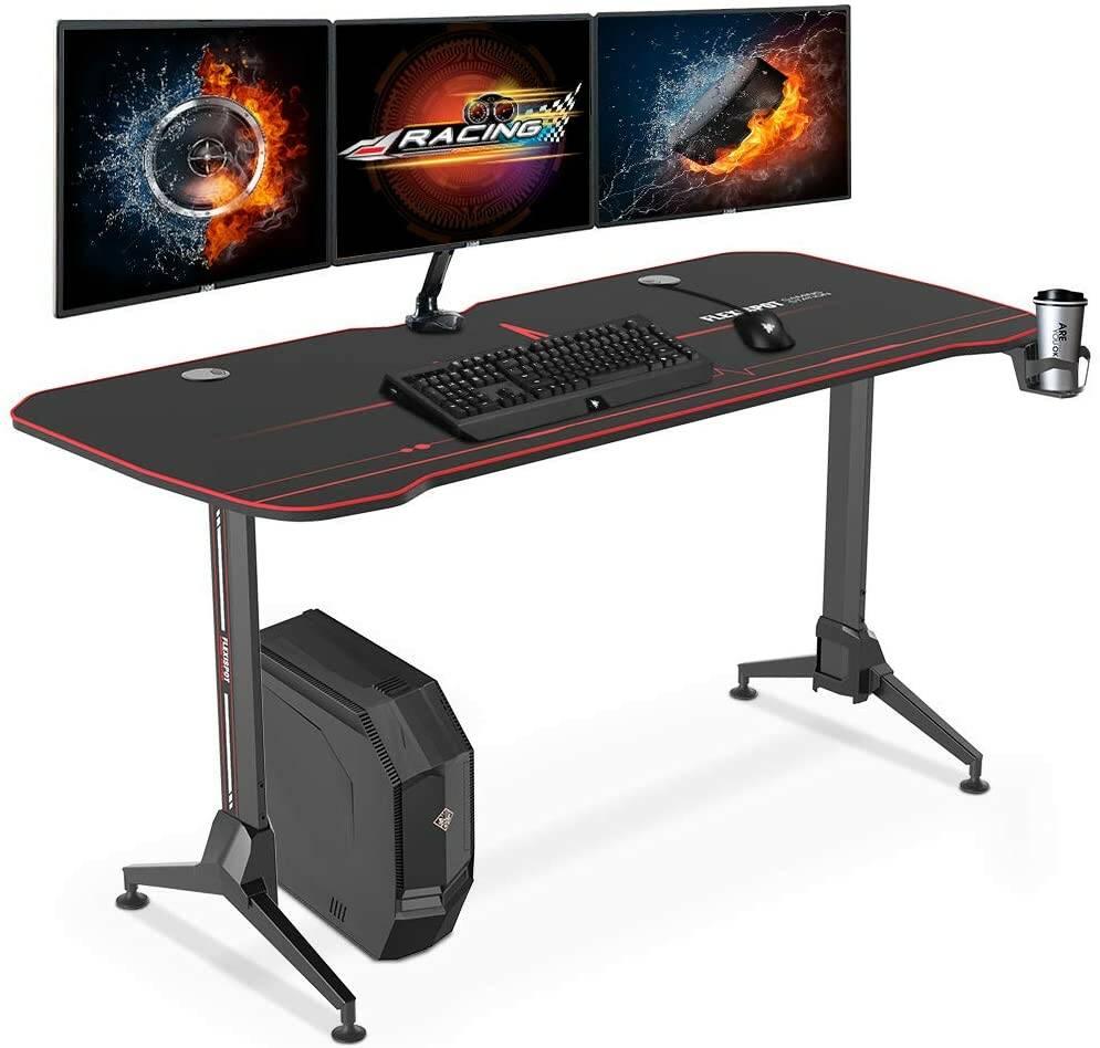 scrivania gaming grande