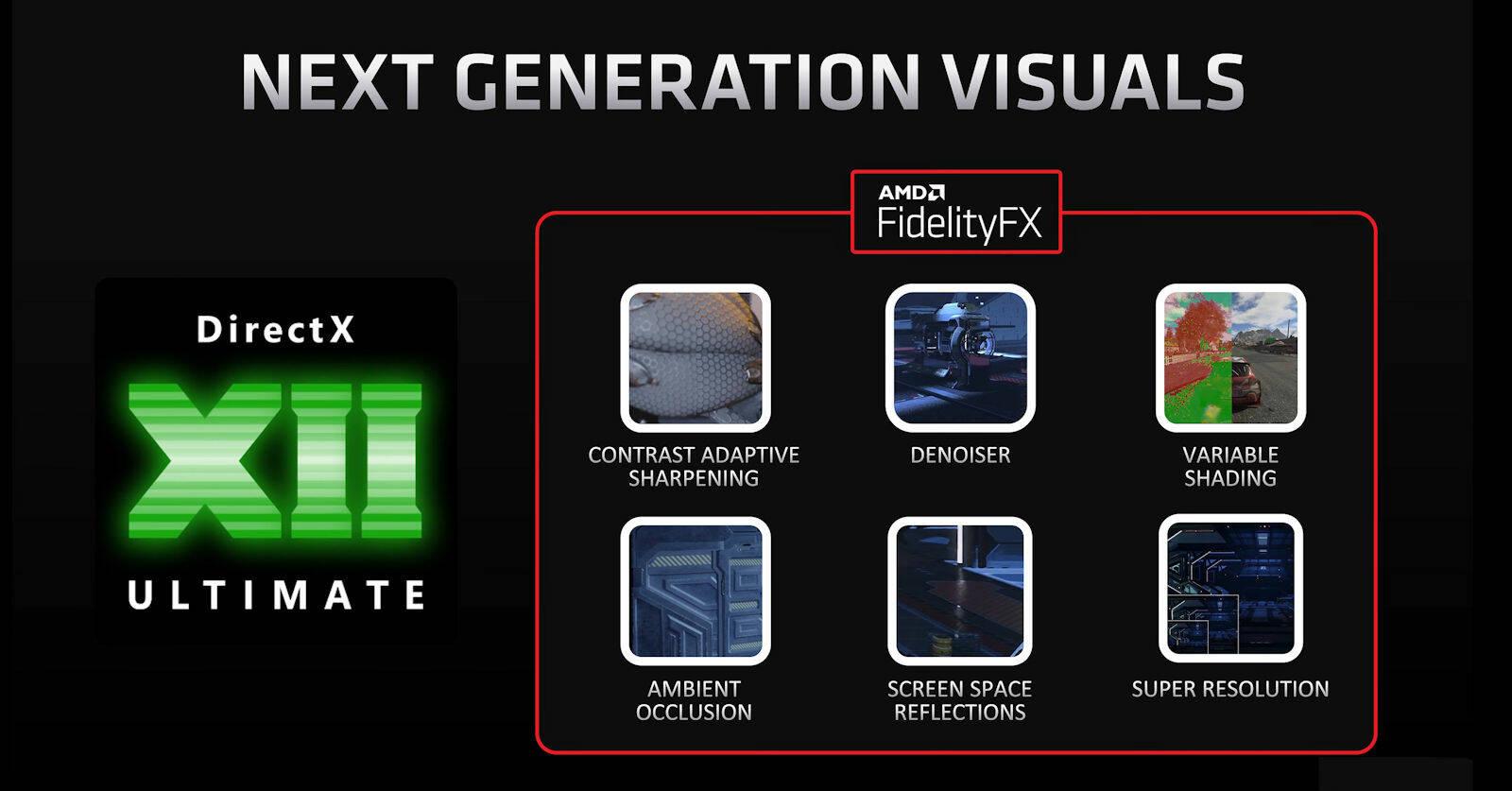 AMD FidelityFX DirectX