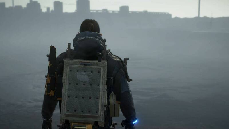 Death Stranding Director's Cut, when it doesn't take much to get excited