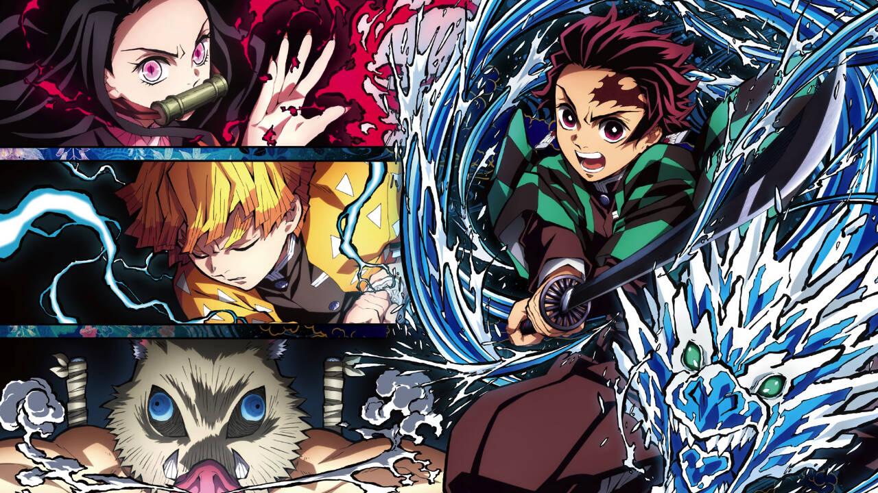 Demon Slayer - il manga domina e batte anche Dragon Ball