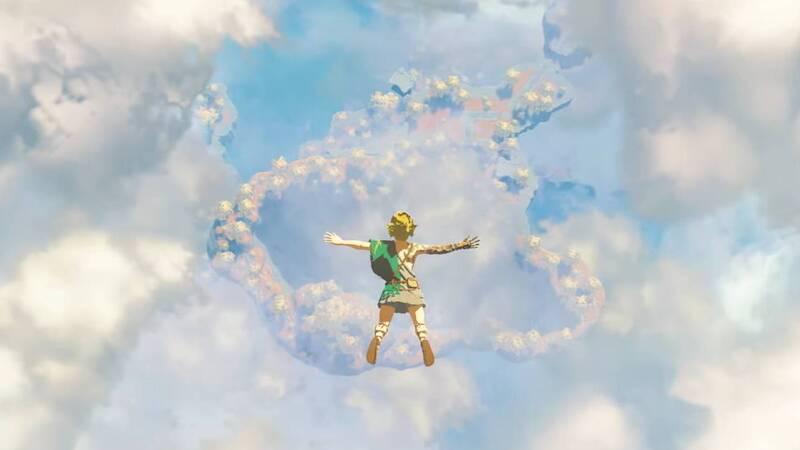 Zelda Breath of The Wild 2, una strana t …