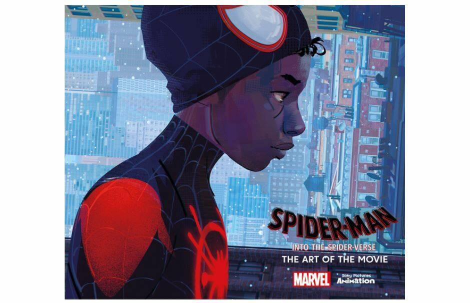 spider-man artbook
