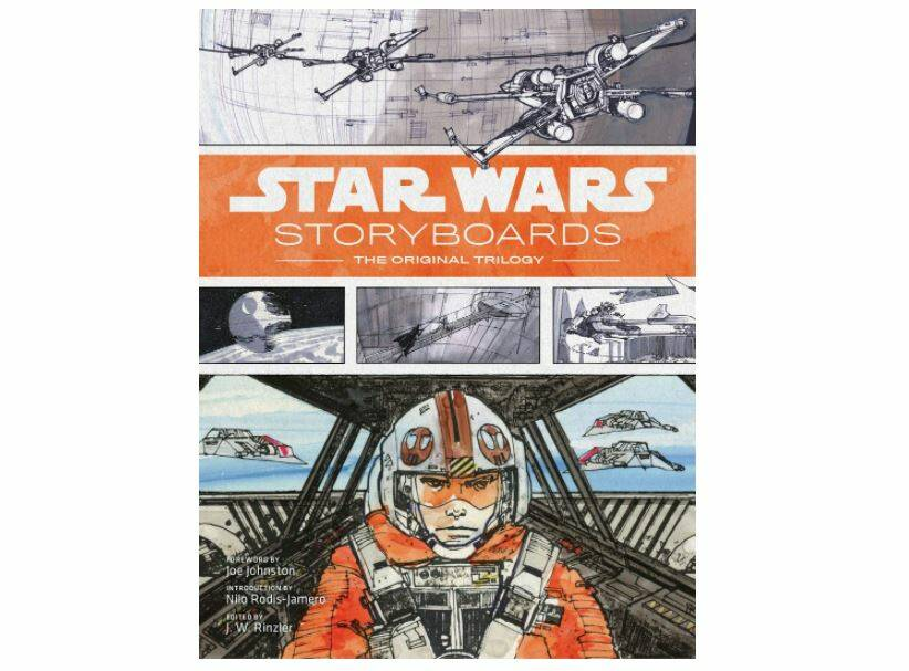 star wars artbook