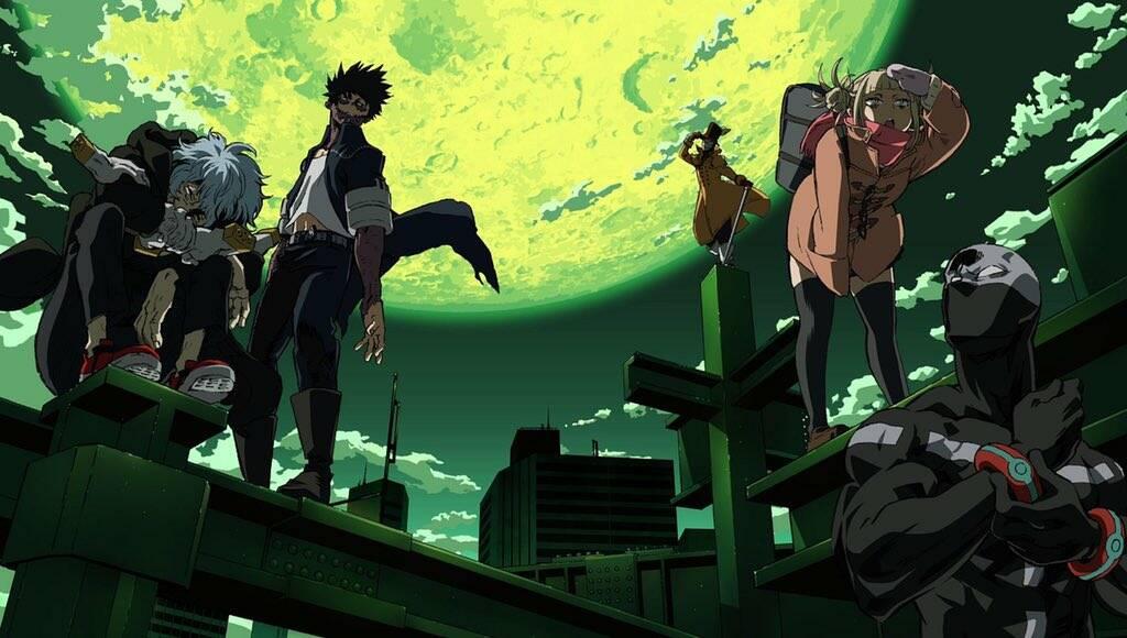 My Hero Academia 5 - perchè l'anime ha invertito la storia?