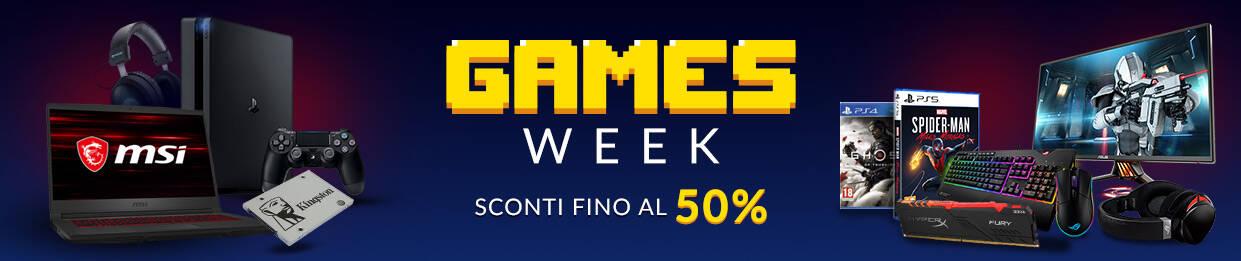 Games Week ePrice