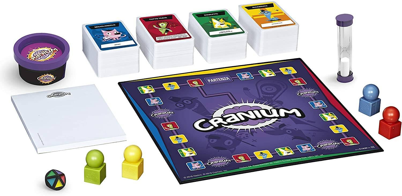 giochi in scatola