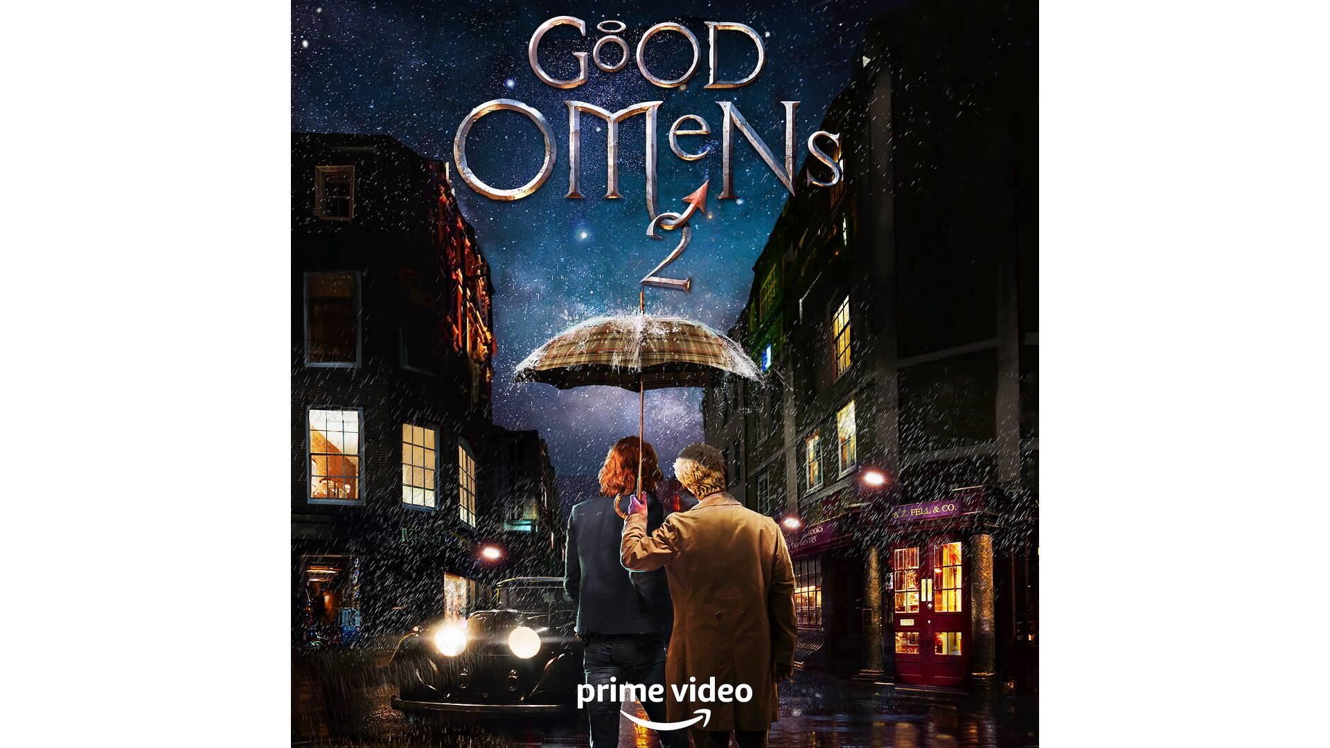 Good Omens 2: arriva il sequel da Amazon Prime Video