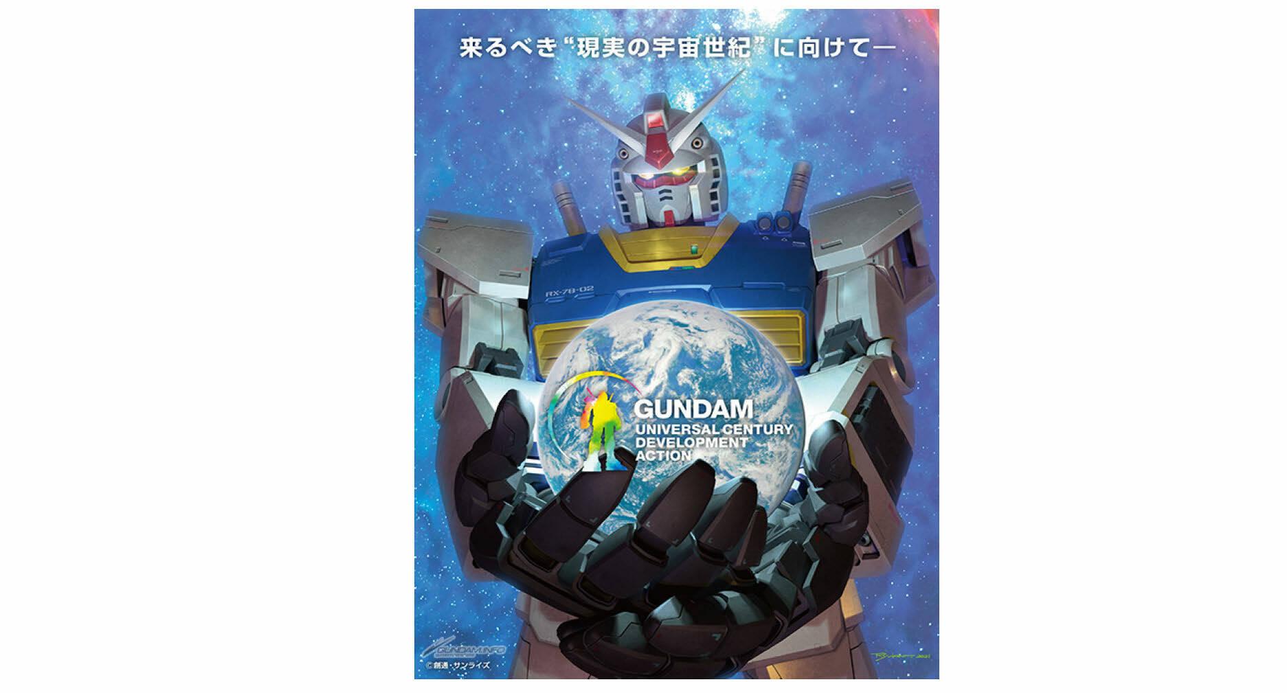 Gundam Universal Century Development Action
