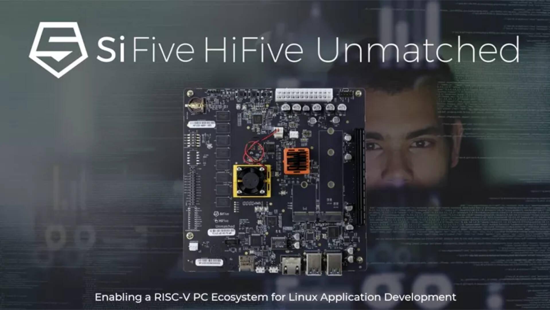 HiFive Ubuntu