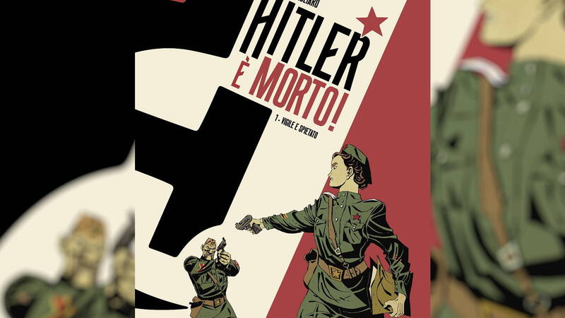 Hitler is Dead Vol. 1 - Vigilant and Ruthless, review: the beginning of an unusual spy thriller