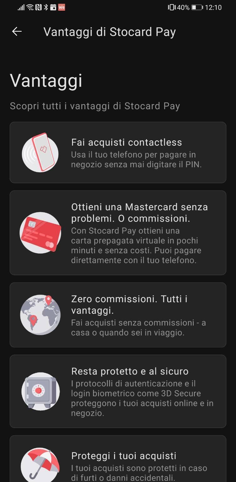 Huawei Stocard NFC