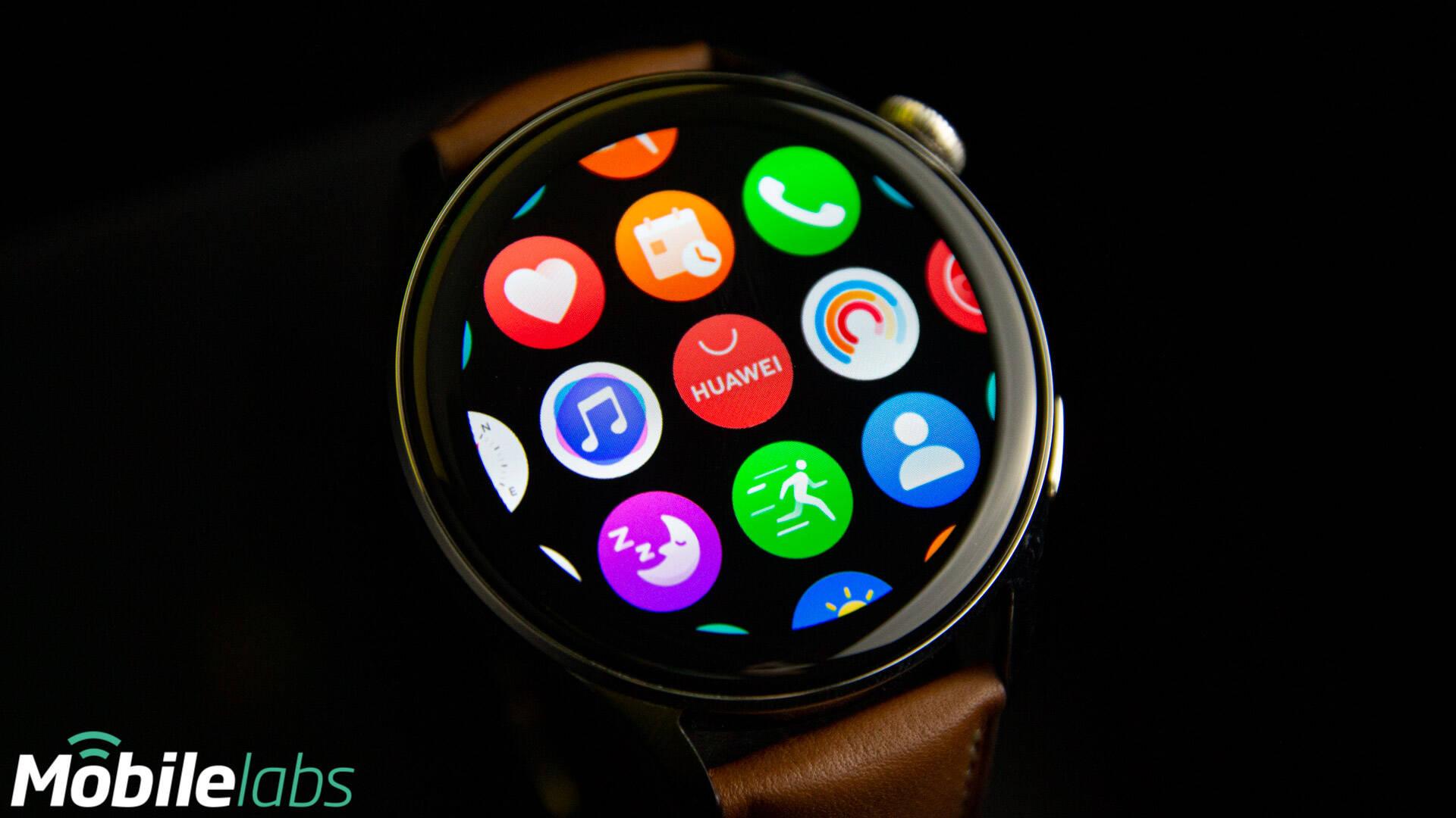 Huawei - Watch 3