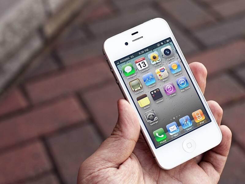 iPhone 4 / iOS 4