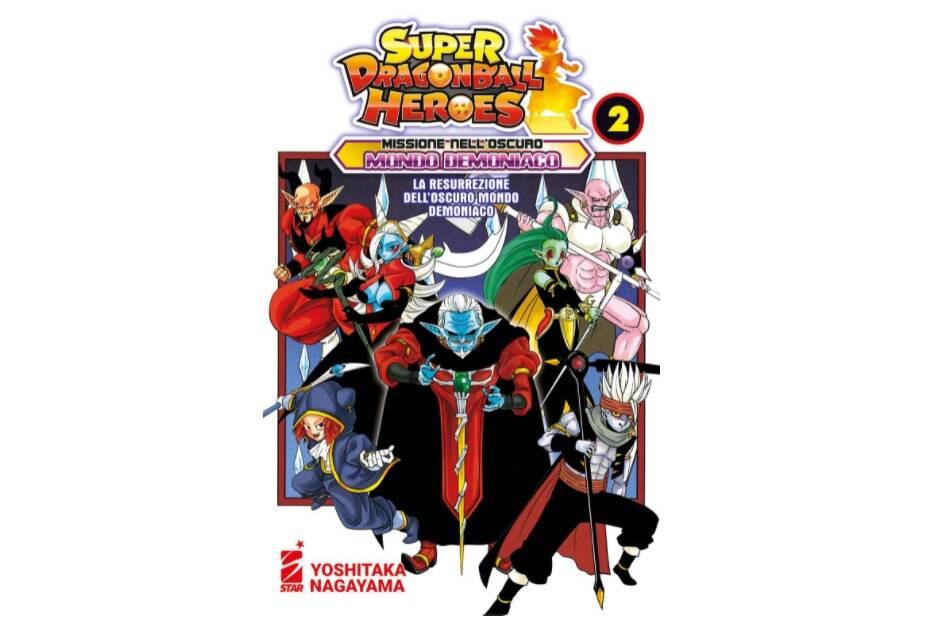 Le uscite Star Comics del 23 giugno