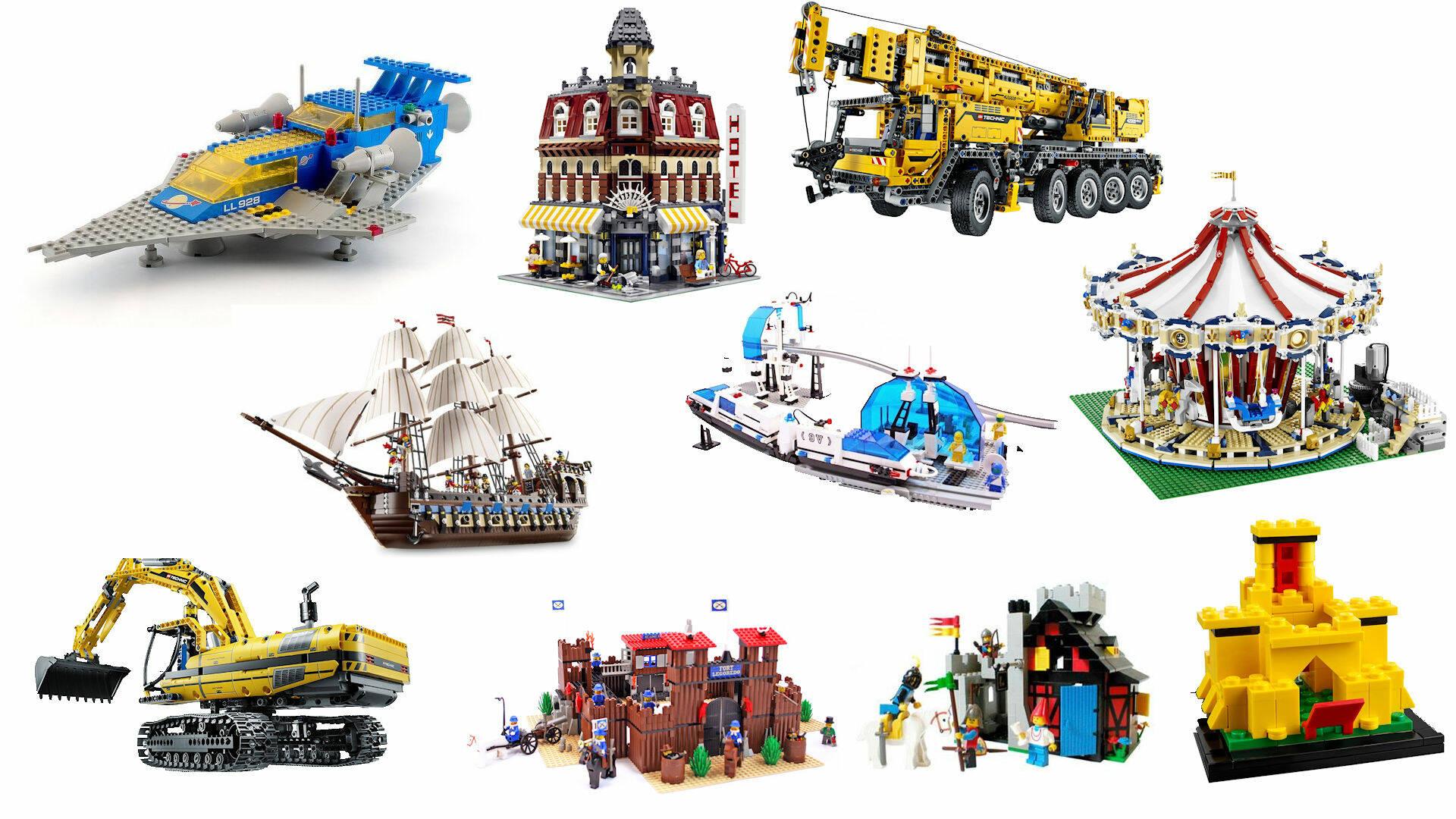 LEGO BESTOF VINTAGE
