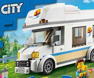 LEGO MANIA - set city