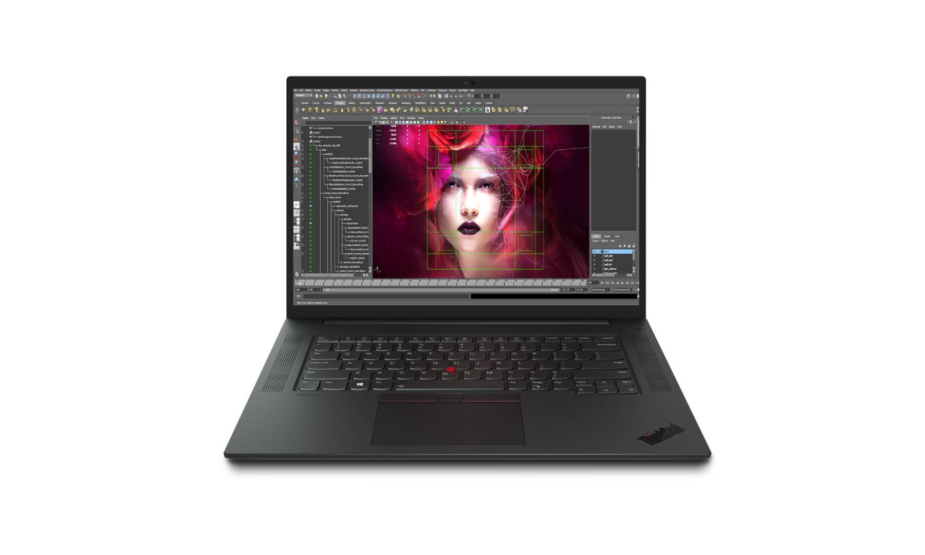 Lenovo Thinkpad Workstation