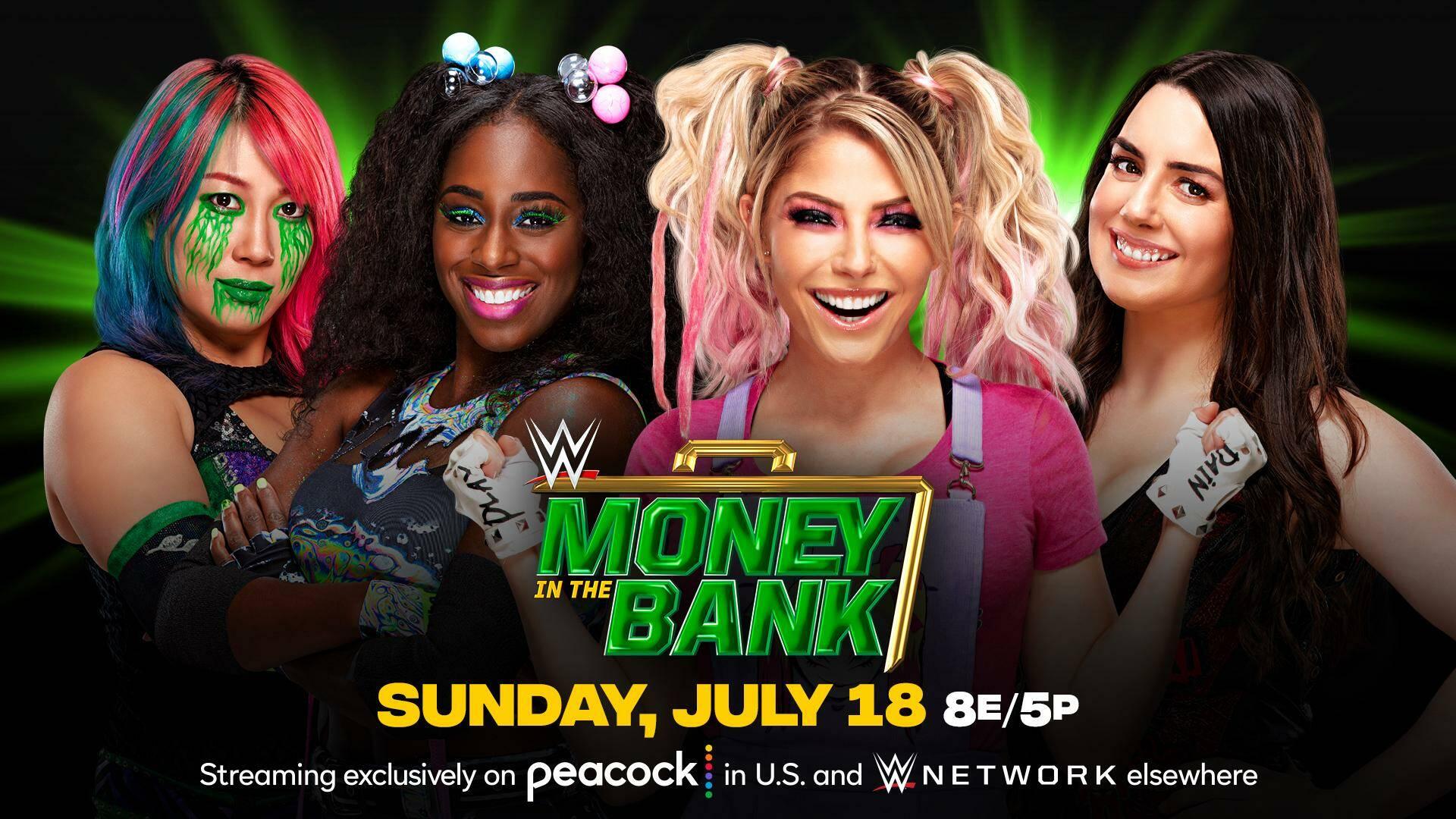 Lo sfidante di Lashley e i primi partecipanti ai Money in the Bank match