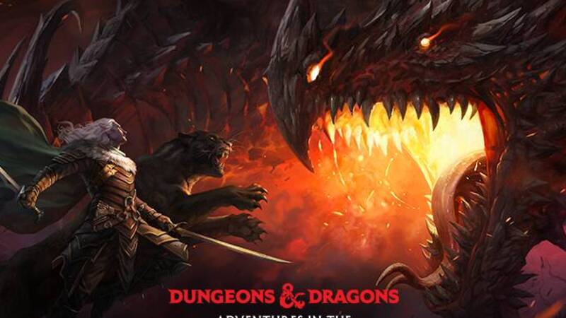 Magic: Adventures in the Forgotten Realms - Preview