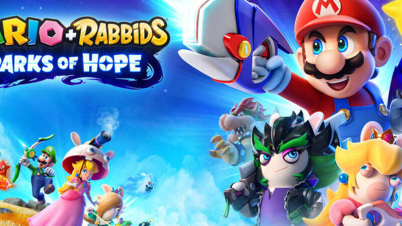 Mario + Rabbids Sparks of Hope, check on the Nintendo website