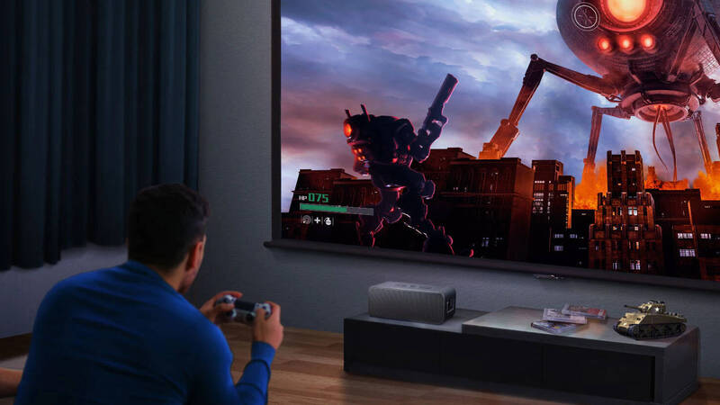 Projectors to play, the best | September 2021