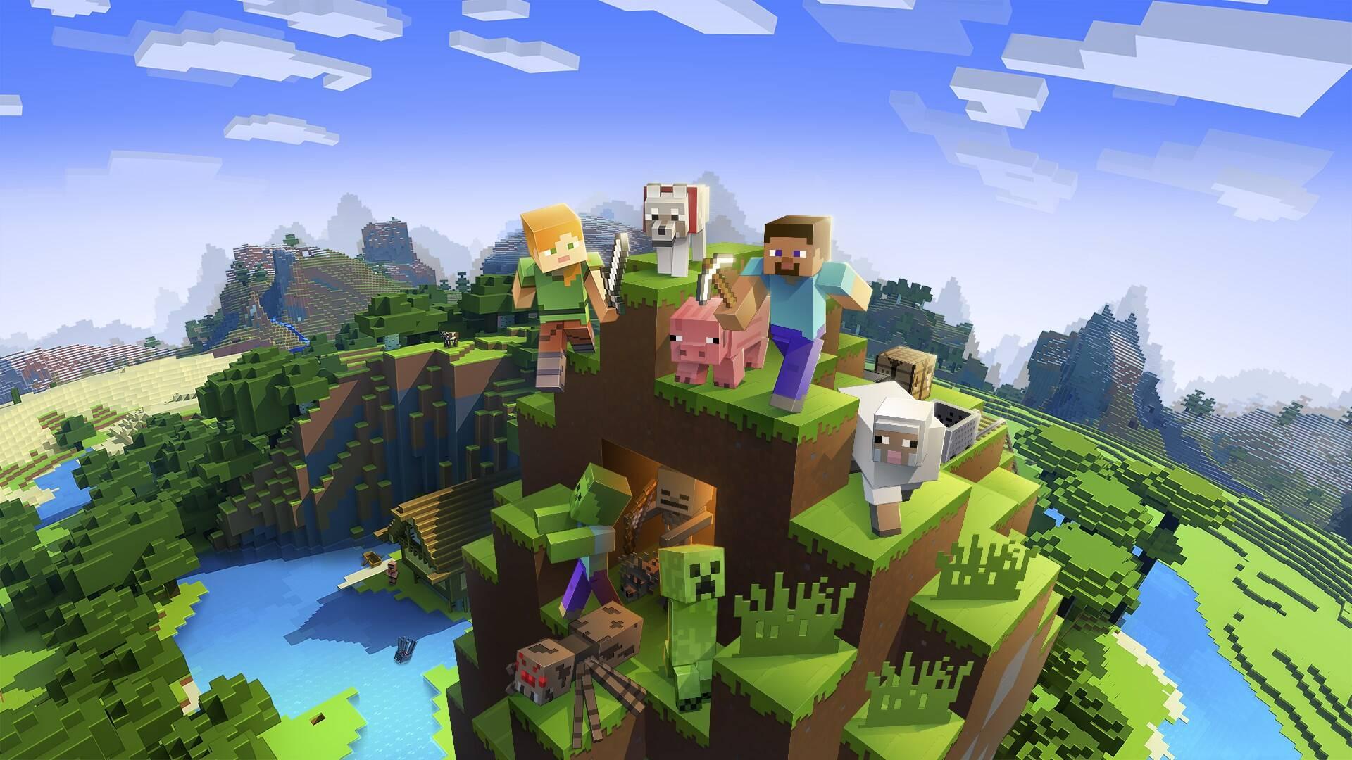 Minecraft generica