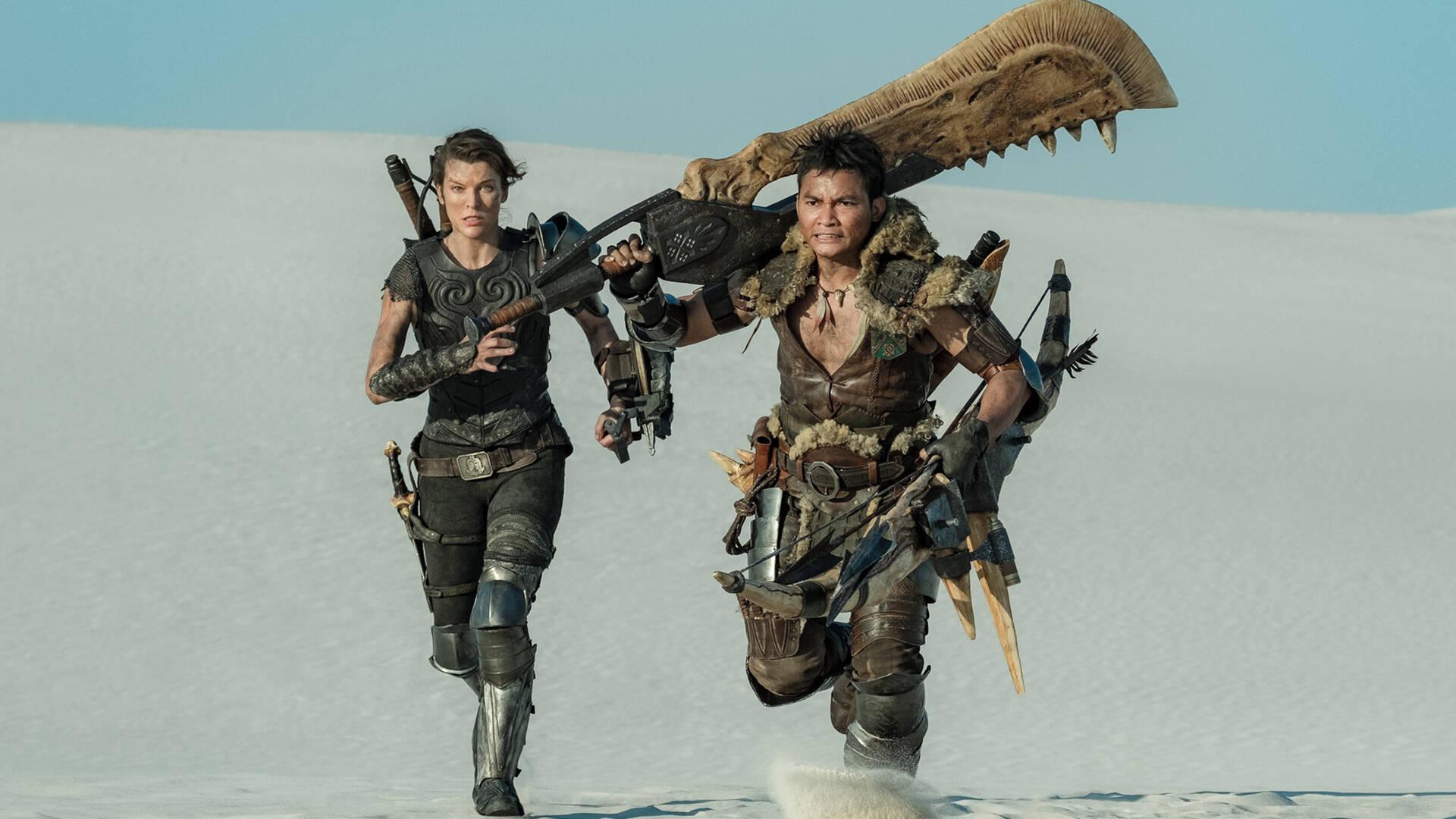 Monster Hunter la recensione del film con Milla Jovovich