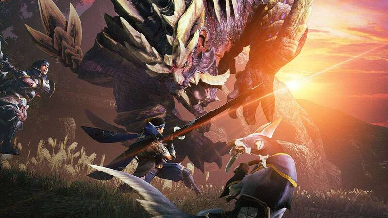 Monster Hunter Rise at an unmissable price on Amazon!