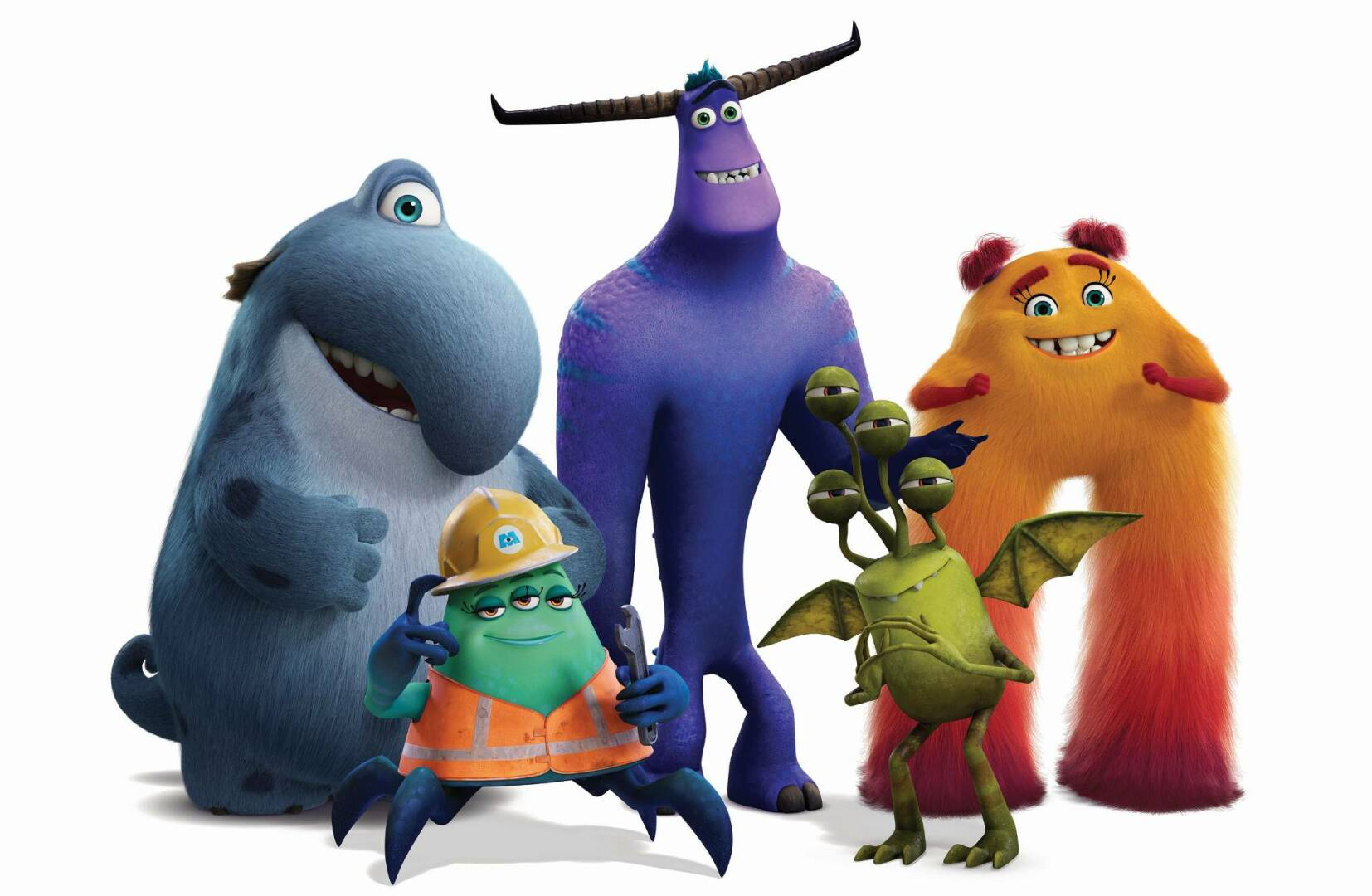 Monsters & Co. La serie - Lavori in Corso!