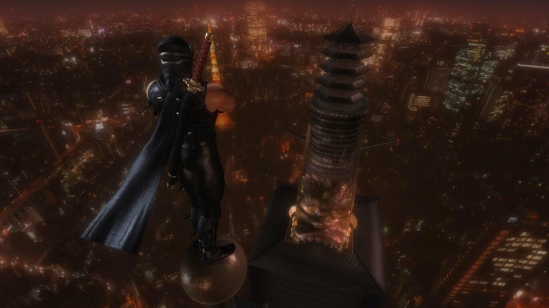 Ninja Gaiden 2 scr1