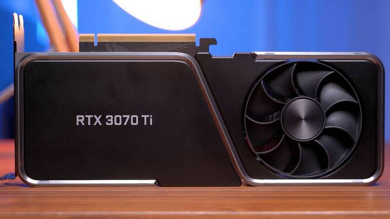 Nvidia RTX 3070 Ti | Review