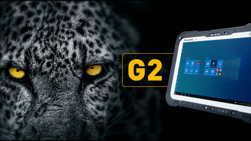 Toughbook G2, Panasonic to conquer the workers in the field