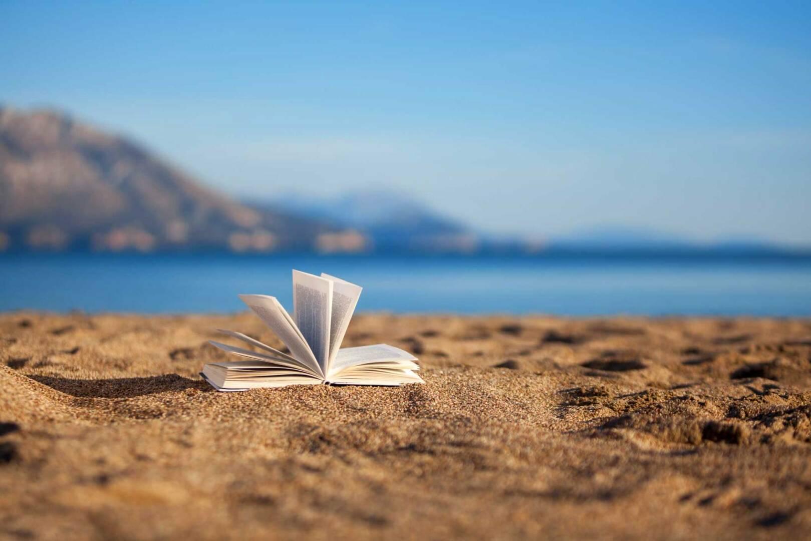 Prime Day libri spiaggia
