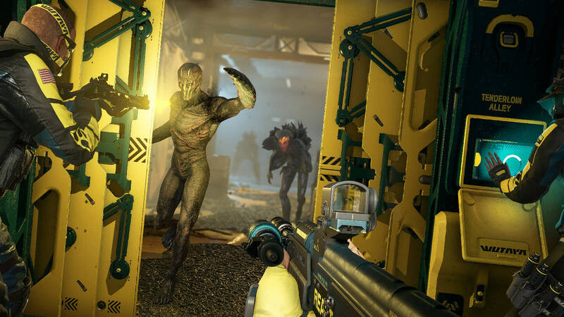 Rainbow Six Extraction | Ubisoft tactical co-op shooter preview