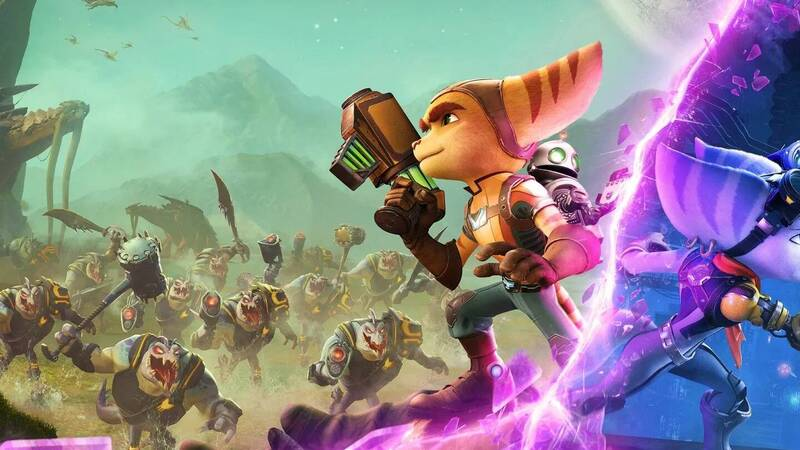 Mediaworld: PS5 + Ratchet & Clank bundle available from 3pm!
