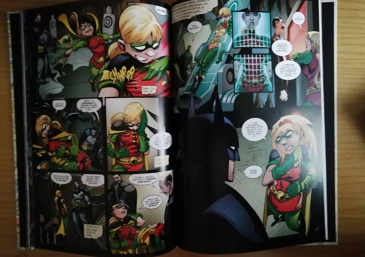 Robin Speciale 80° Anniversario, recensione