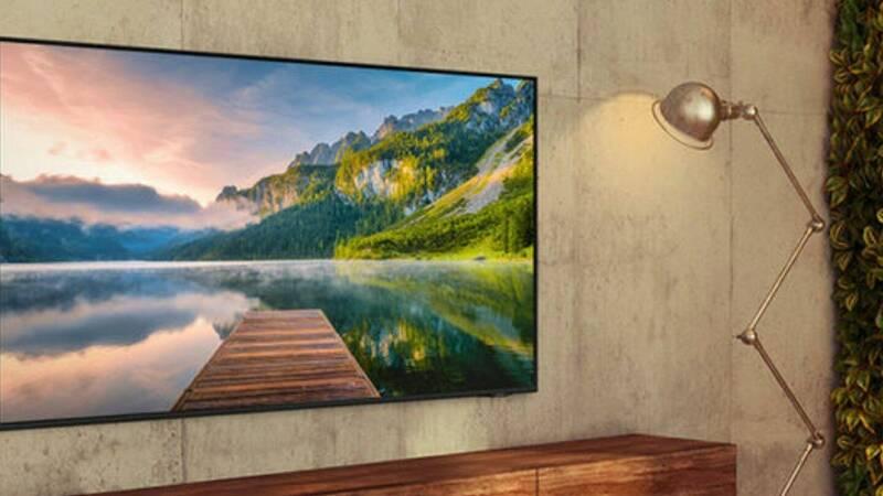 "55 ""Samsung 4K Smart TV at a price never seen on Mediaworld!"