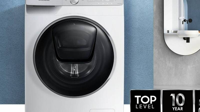Samsung: super offers on fridges and washing machines with an extra 10% discount