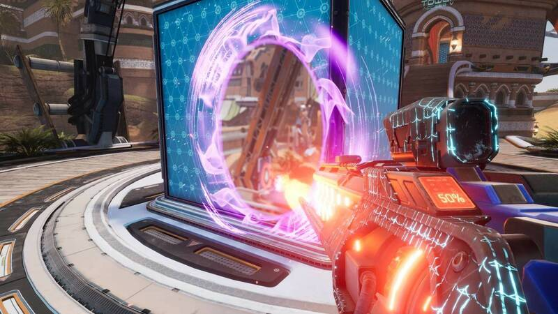 Splitgate: VGP presents the online FPS to the Italian market with a new teaser