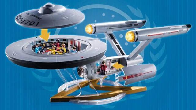 Star Trek U.S.S. Enterprise NCC-1701