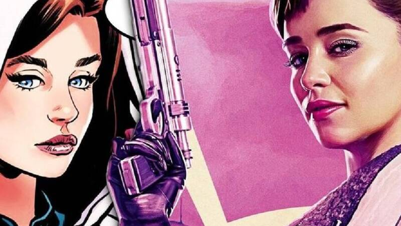 Star Wars: Emilia Clarke is excited about the return of Qi'ra in the comics